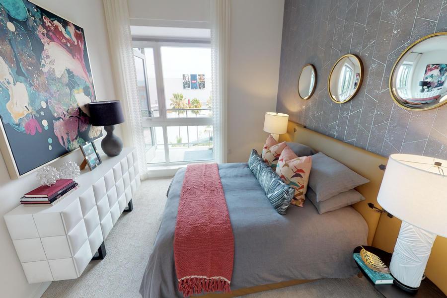 Oceanaire Apartments bedroom