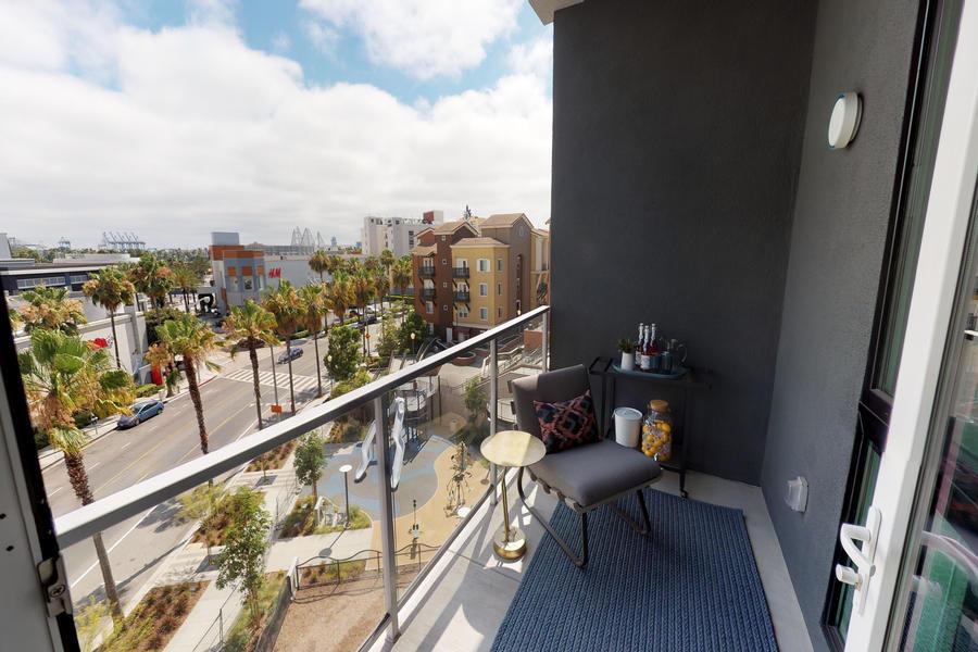 Oceanaire Apartments views