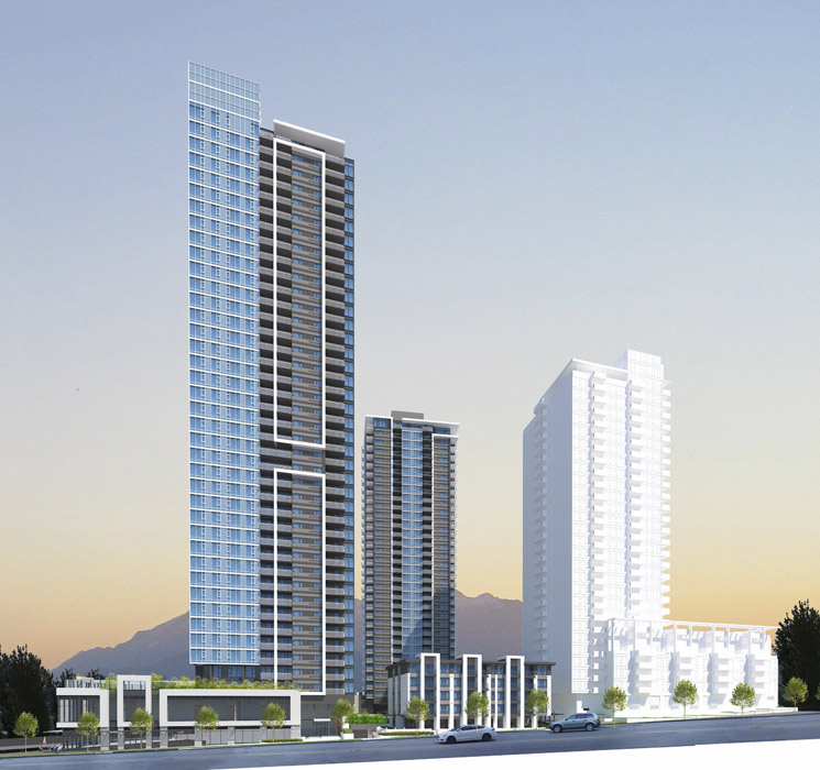 Clarke & Como Building Overview
