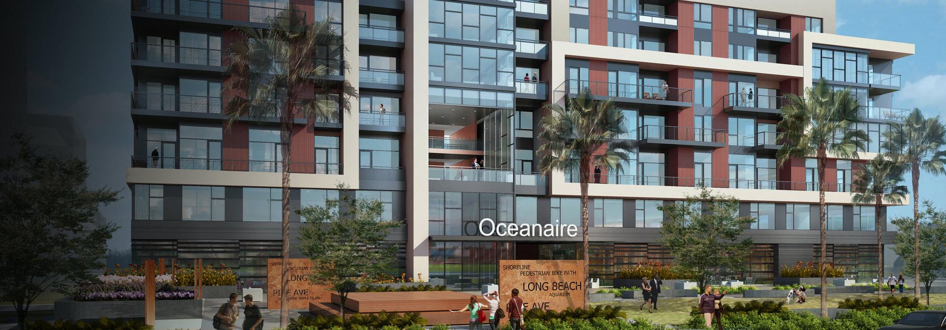 Oceanaire Apartments banner